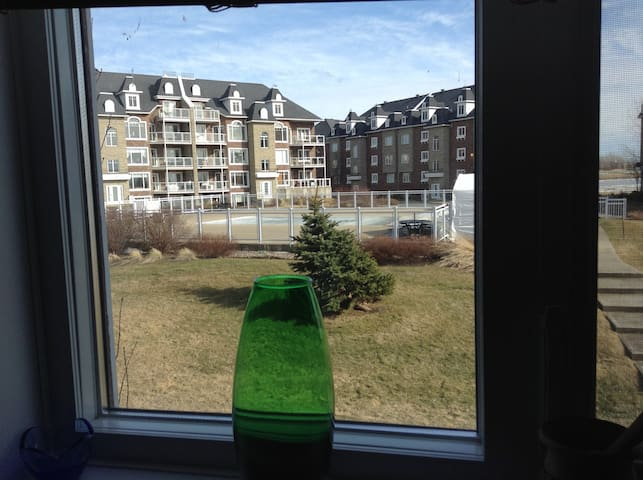 Luxurious condo with outdoor poo - Brossard - Wohnung