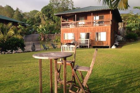 Cozy Hideaway with Amazing View - Hōlualoa