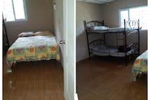 Bedroom 1/Recamara 1