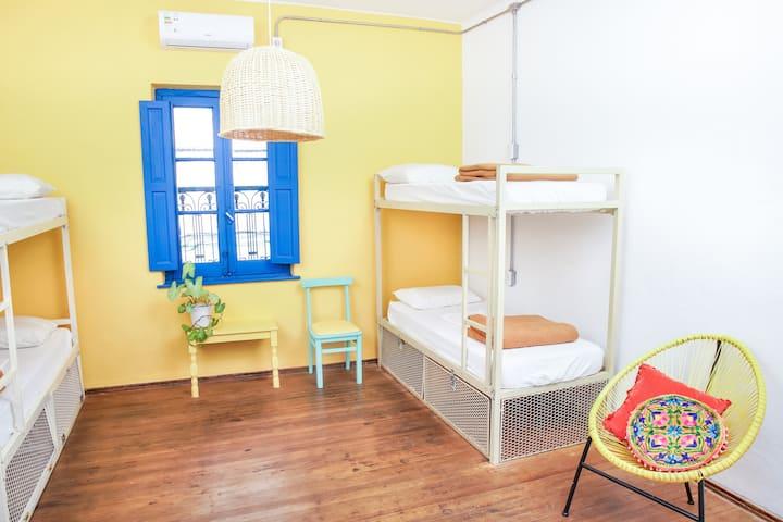 Habitación Privada para 6 personas