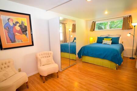 Moorlands Cedarhouse Studio - Appartement