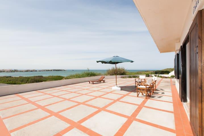 Baleal Beach House - Twin Room - Ferrel - Hus