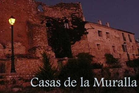 Duplex in old fortress nature park - Segura de la Sierra - Huoneisto