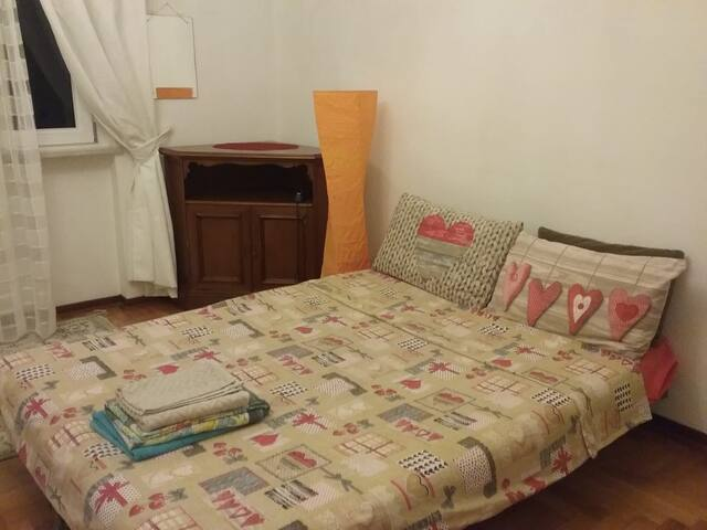 Room near the city centre of Udine