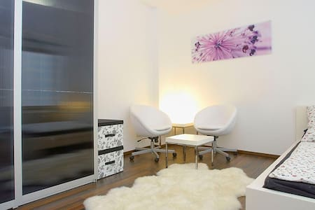 (077) Welcoming central 1-room apt.