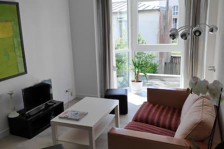 Appartement lumineux et calme au centre de Brest