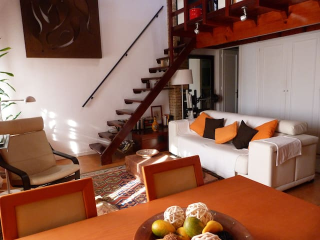 Nice loft apartment near the center - València - Apartment