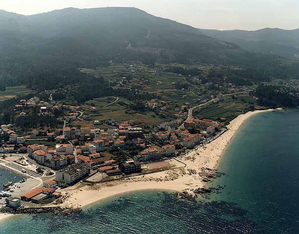 Apartamento en la playa - Portosín - Apartemen