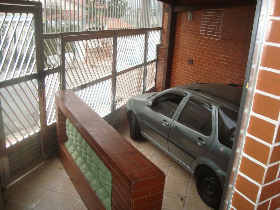 Garagem para 1 carro