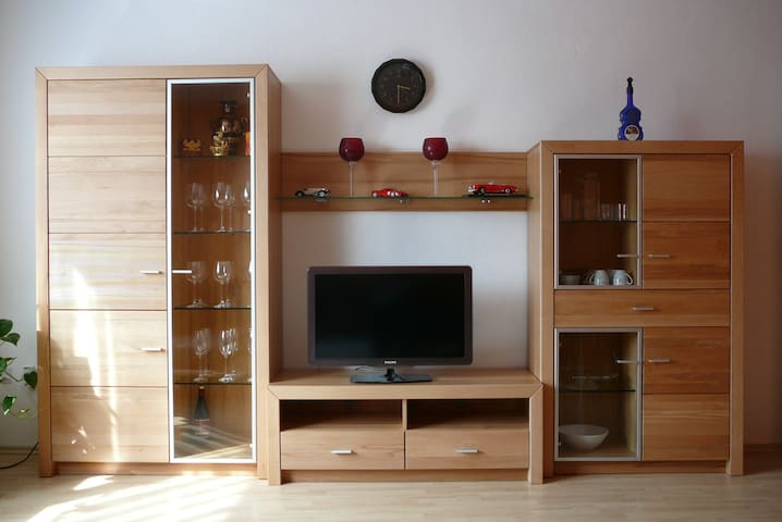 3-room exhibition and holiday flat - Nuremberg