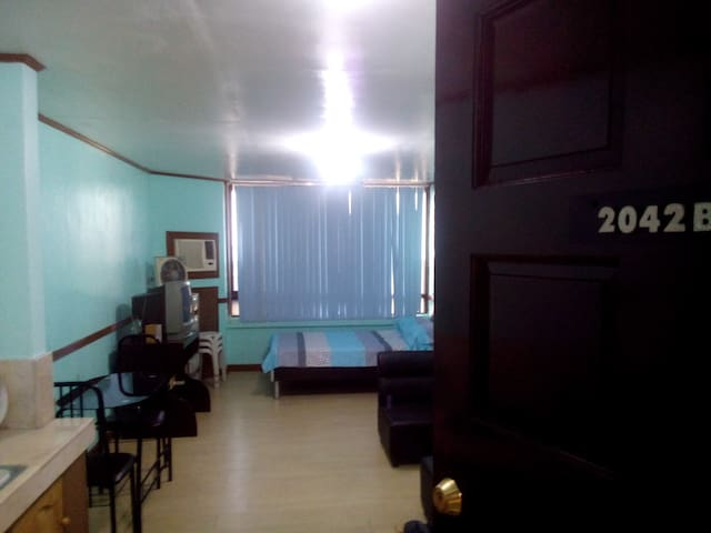 Cozy Studio in the Ortigas Area - Pasig City - Appartement