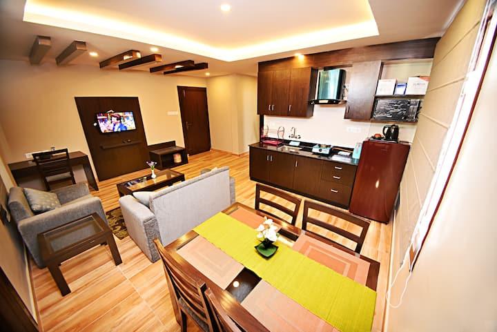 """Braka House"" one bedroom apartment near Thamel"