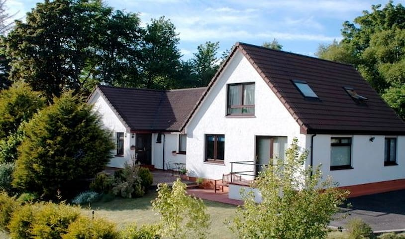 Ardenlea  B&B Kyle of Lochalsh  - Kyle of Lochalsh - Bed & Breakfast