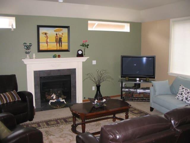 Nice Big Living Room - Bellflower - Hus
