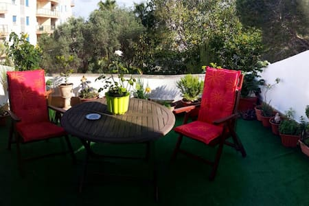 Double room with terrace and bathro - Other