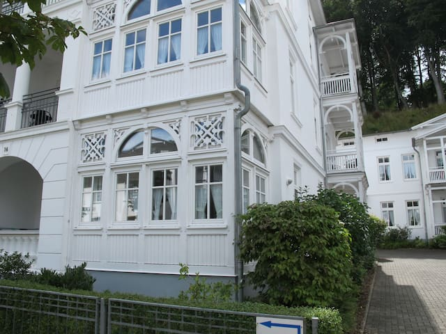 2 Zimmer Appartment (49 qm) in Binz - Binz - Departamento