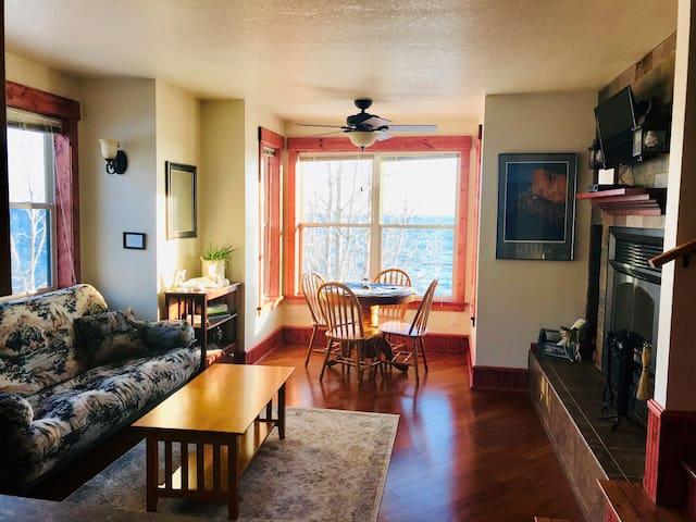 Croftville Road Cottages #5. On Lake Superior.