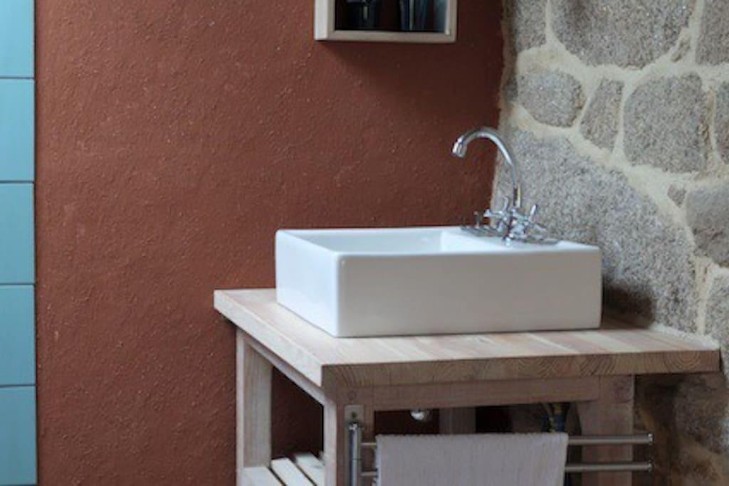 salle de bain / lavabo