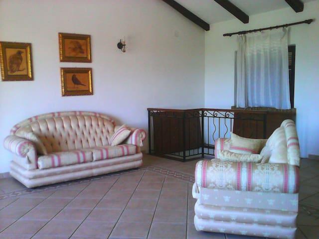 ATTICO IN VILLA - Tortora Marina - Villa