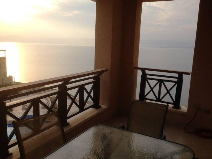 Dead Sea Samarah Resort ( Jordan )