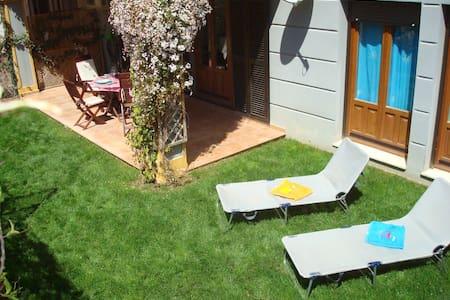 Soleado apto. de 2 hab. con jardín - Ayamonte - Appartement