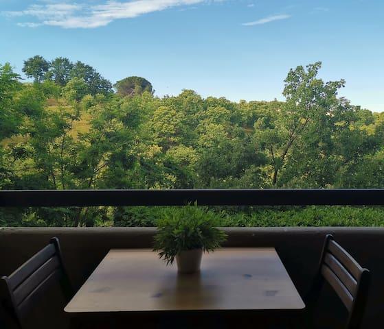 Home & art - La terrazza sui Cimini