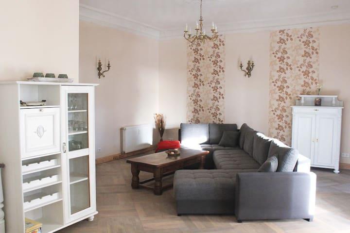 Ferienwohnung im Gutshaus Mühlhof - Prenzlau