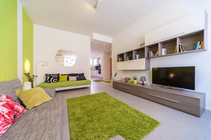 Lungotevere Holidays -Trastevere - Rome - Appartement
