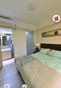 两房公寓-三亚万科森林度假公园 - 三亚市