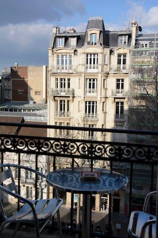 62m² in the heart of Montparnasse - Paris - Apartment