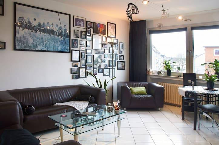 Kleine Perle am Niederrhein - Dinslaken - Apartamento