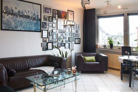 Kleine Perle am Niederrhein - Apartamento