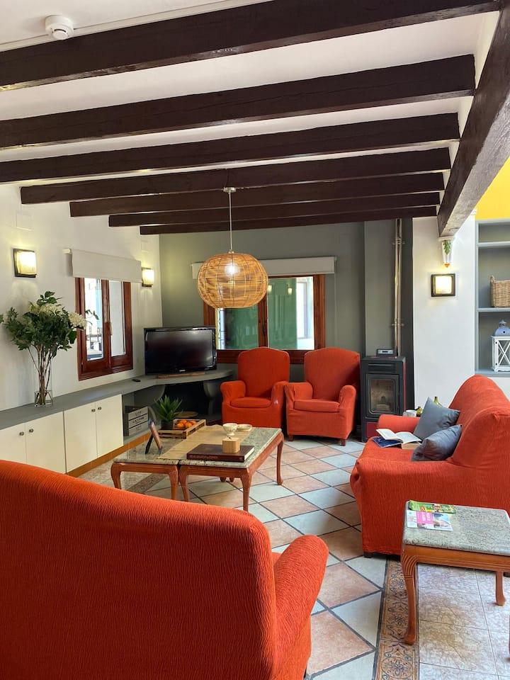 Apartamento ático y sobreático. Ideal para familia