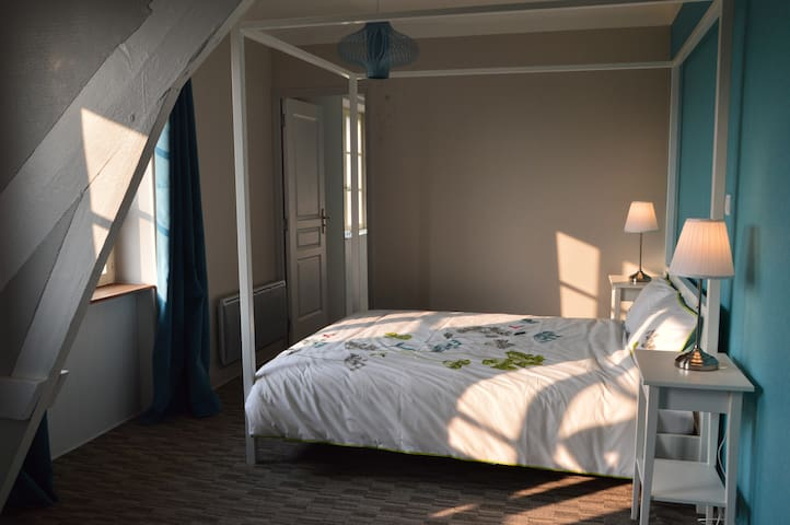 A pied des navettes - Beauvoir - Bed & Breakfast