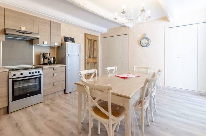 Appartement au Château de boisson 6 pers - Allègre-les-Fumades - Apartment