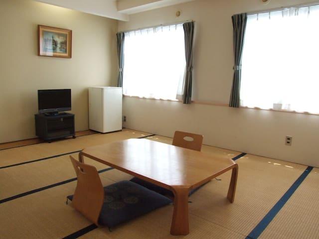 Hotel Amamiyakan Japanese Room (No smoking)