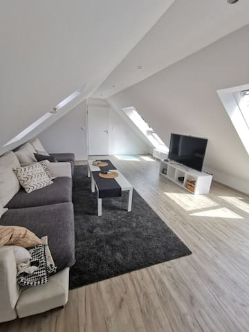 Brand New Roof Room 34 m² ! Close to Bremen Mitte.