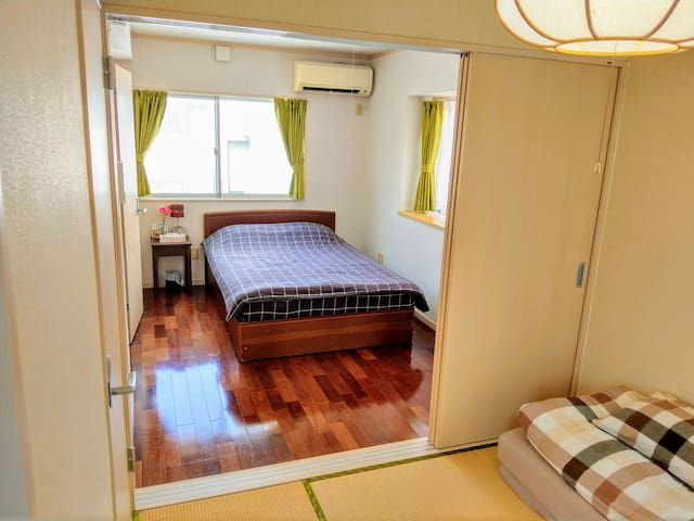 Double bed 3F
