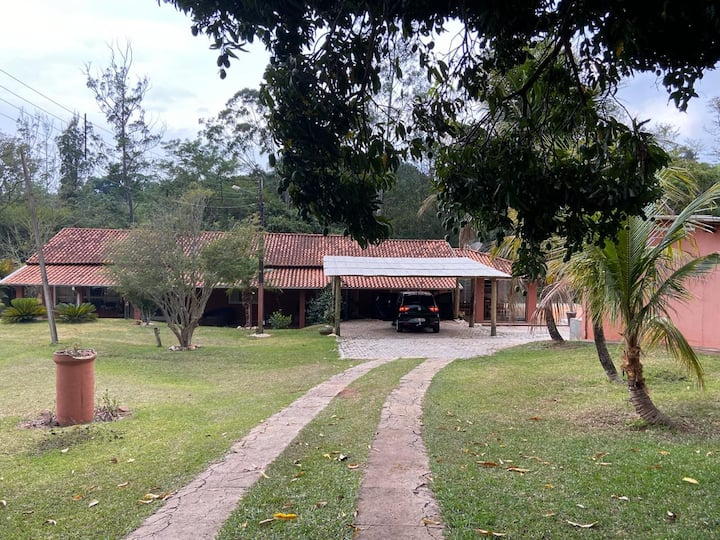 Chácara 2,9 alqueires, 3 dormitórios, Piraju /SP.