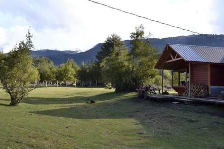 Cabaña de montaña cerca de Pucon - House