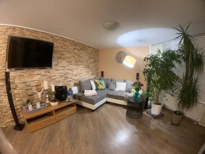 Modernes Loft Apartment, Wildpark vor der Haustüre