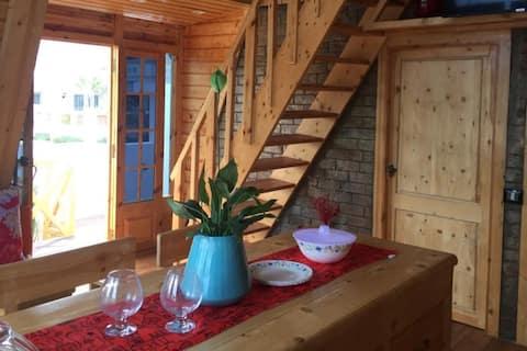 The Pine Homes - Chalet Uthandi Beach ECR