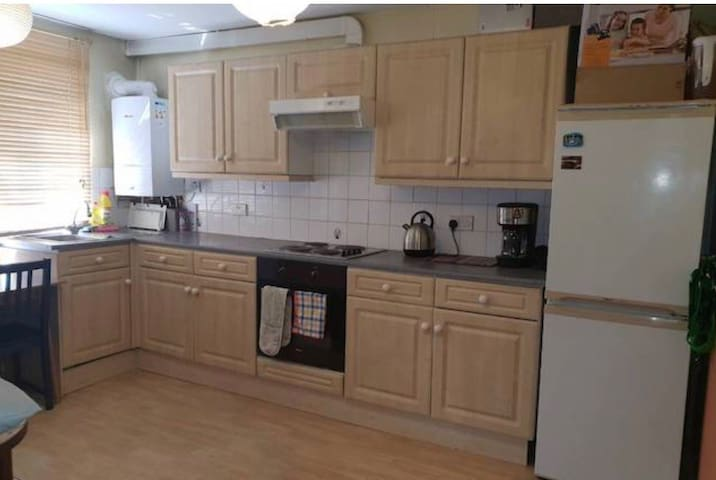 Beautifully Located flat @ 5min from Tube Station