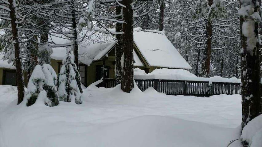 Magee Cabin - Shaver Lake - Casa de campo