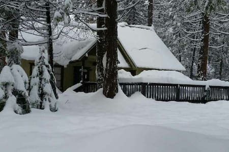 Magee Cabin - Shaver Lake - Chatka