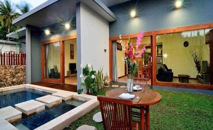 One Bedroom Pool Villa - Pipe Dream Villas