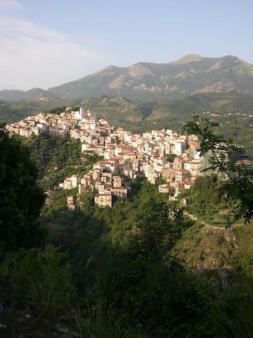 Casa  Flora - Rivello - Lejlighed