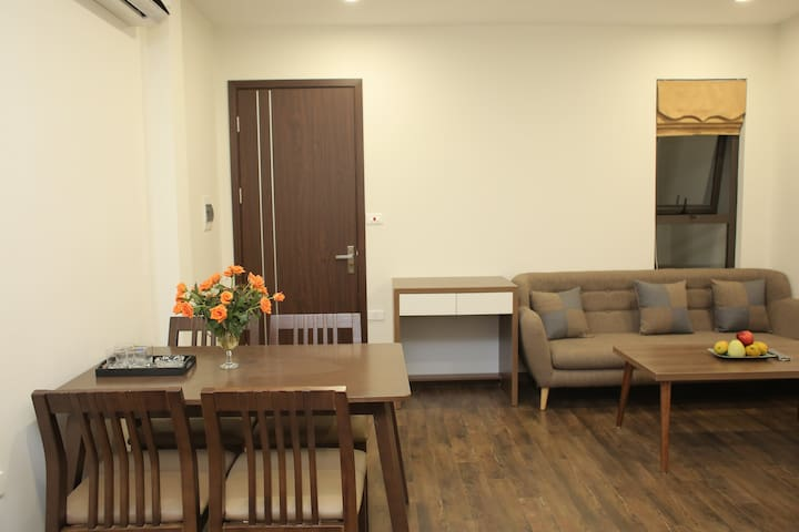 H244*1 bed Apt*Free laundry, clearning* Gym* Lotte