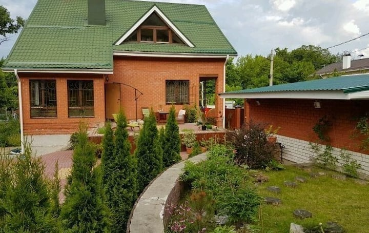 Comfortable cottage for family holidays