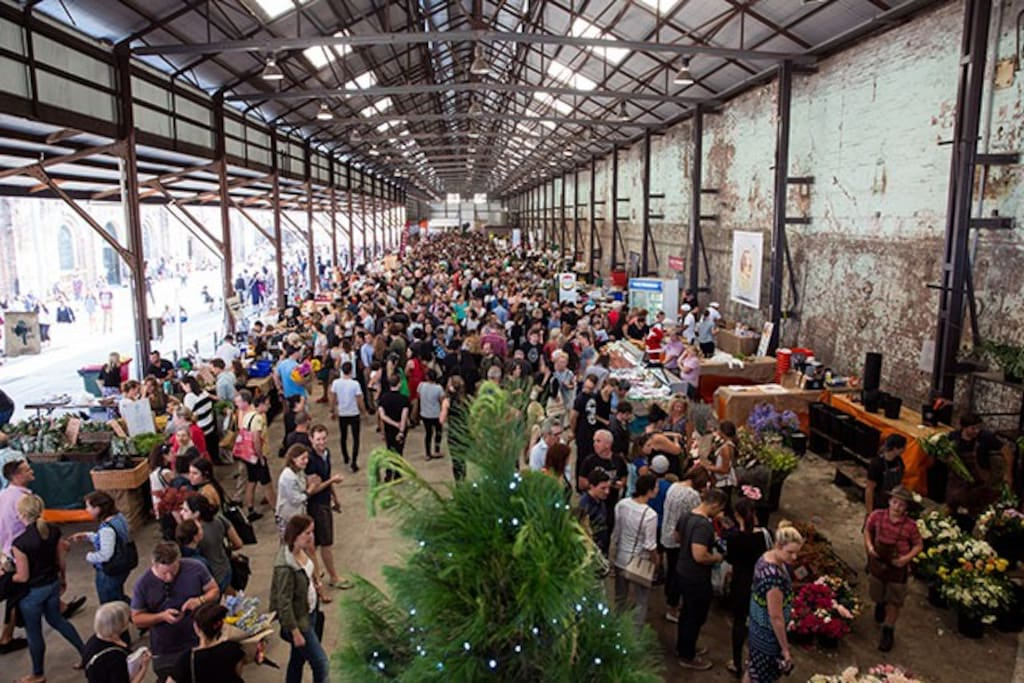 Everleigh Markets every Saturday